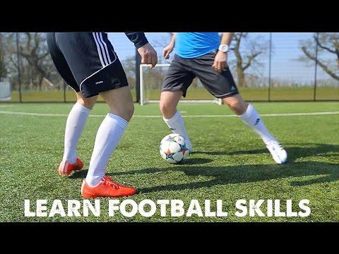 Learn Football Skills - Elastico panna