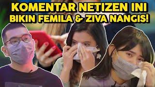 Download JAHAT BANGET! ZIVA & FEMILA SAMPAI NANGIS KARENA HAL INI! KALEB IKUT SEDIH
