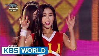 Video DIA - Somehow | 다이아 - 왠지 [Music Bank K-Chart / 2015.10.09] download MP3, 3GP, MP4, WEBM, AVI, FLV Agustus 2018