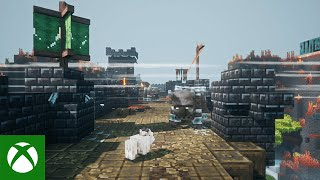 Minecraft Dungeons: Howling Peaks – Official Launch Trailer