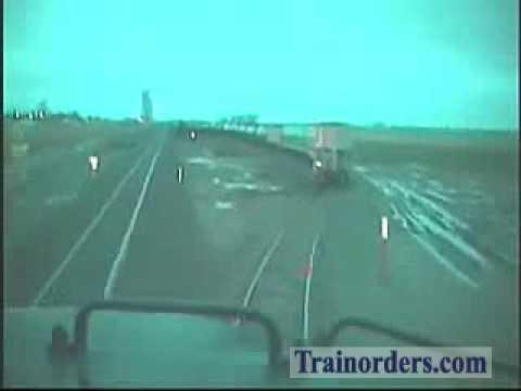 Bnsf 5942 Train Crash