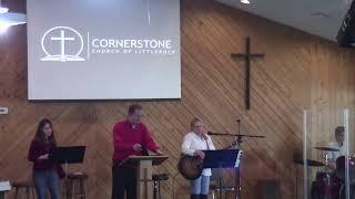 Sunday Morning Service 02-14-21