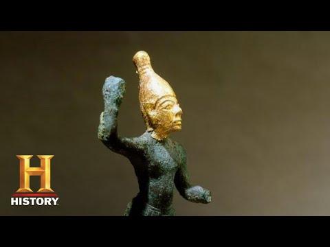 Ancient Aliens: Sky God Landing Pad in Baalbek (Season 8) | History