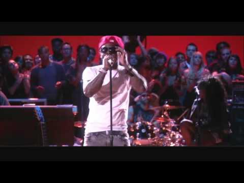 Lil Wayne Nightmares of the Bottom Live Recording 2011
