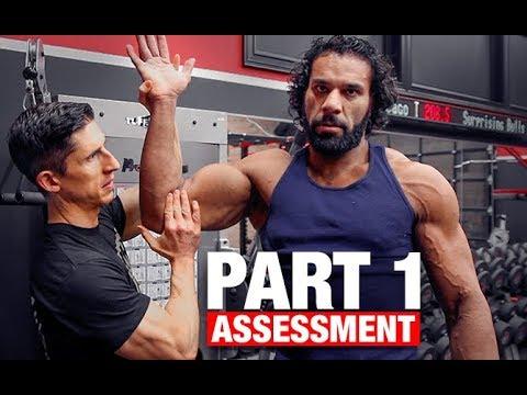 WWE Jinder Mahal Workout | Assessment (PART 1)