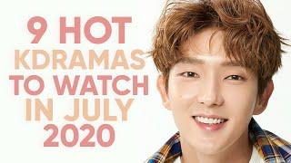 9 Hottest Korean Dramas To Watch in July 2020 [Ft. HappySqueak]