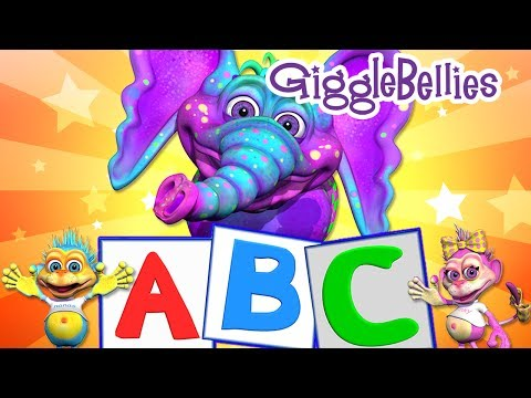 ABCs & Counting 120  Learning Songs  GiggleBellies