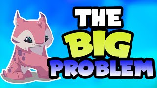 The BIG Problem with Lynxes [Animal Jam]