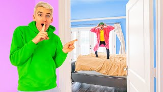 TOP 10 WAYS to PRANK BEST FRIEND for 24 HOURS!!