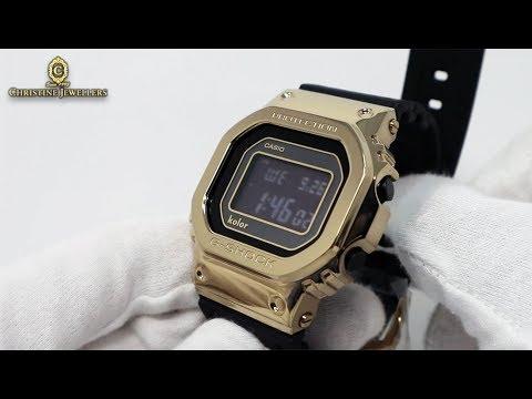 7fb15408924 G-SHOCK X KOLOR GMW-B5000KL-9 LIMITED EDITION - YouTube