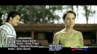 New Music Video - Raanjha (Bahula Hindi Virsion) Priyanka & Saugat - Suraj Thapa (Sutra Band) 2015