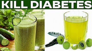 Two Ingredients Kill Diabetes Forever