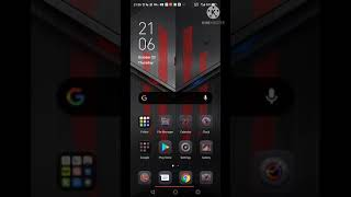 how to change default launcher on Red Magic 5s/5G screenshot 3