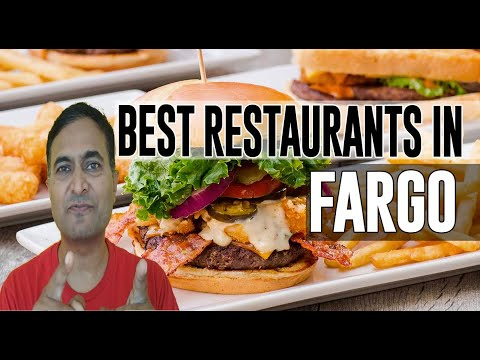 Best Restaurants And Places To Eat In Fargo, North Dakota ND