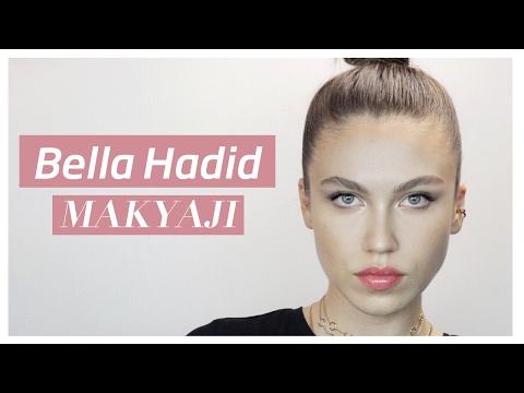 Bella Hadid Makyajı | Bella Hadid Makeup Tutorial