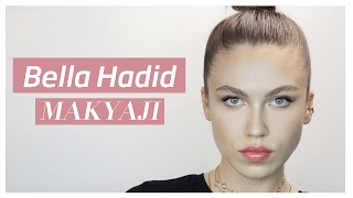 Bella Hadid Makyajı | Bella Hadid Makeup Tutorial