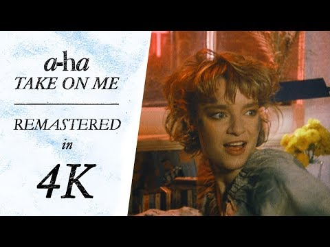 Take On Me (REMASTERED IN 4K)