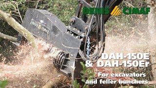 DAH-150E or Er - Perfect Fit for Professional Land Management - DENIS CIMAF inc.