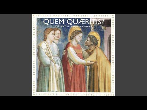 Planctus Mariae (Magdalena, Maria Maior, Iohannes, Maria Iacobi, Maria Salome)