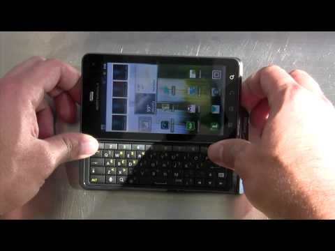 Motorola Droid 3 - Review and Hardware Overview