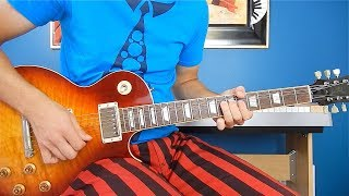 The Beatles - While My Guitar Gently Weeps - Guitar Cover - Eric Clapton