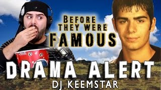 DRAMA ALERT - Before They Were Famous - DJ Keemstar