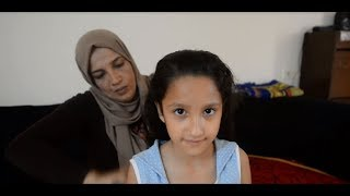 World Refugee Day | A Syrian Refugee Family in Gaza