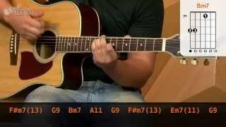 Black Balloon - Goo Goo Dolls (aula de violão completa)