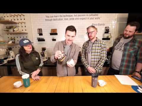 Stanley Live: Latte Art Smackdown