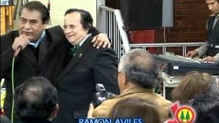 Ramon Aviles a duo con Pedrito Otiniano  Boda y Lagrimas