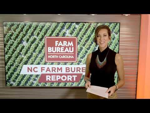 NC Farm Bureau Report: October 15, 2021