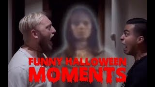 FUNNY HALLOWEEN MOMENTS | David Lopez