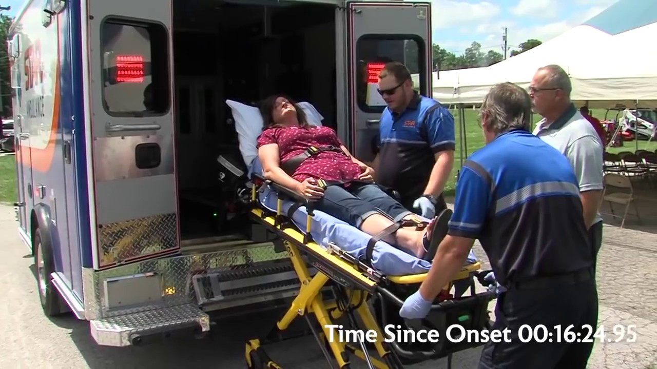 Download Stroke Symptoms and Treatment Drill: Act FAST