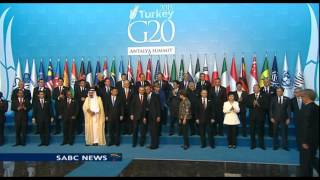 Newsroom: 10th G20 Summit and Terrorism attacks Isreal Mkhize