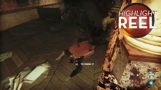 Highlight Reel #206 - Zombie Suitcase Probably Isn't Making It Past Security