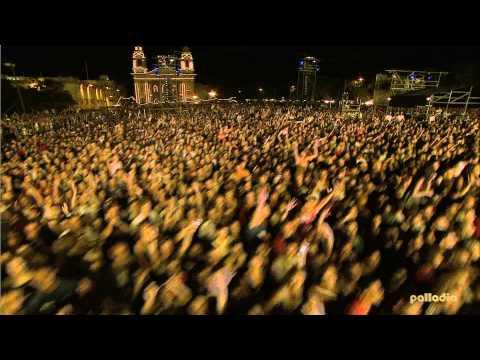 Lady GaGa - Beautiful, Dirty Rich & Just Dance & Poker Face - Live At Isle Of MTV Malta