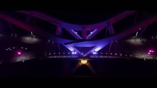 2017-03-28 新月橋夜晚空拍 (Mavic Pro)