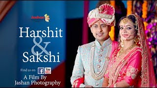 Wedding Teaser 2018 II Sakshi & Harshit II Himachal II Mandi II Dharamshala II Jashan Photography