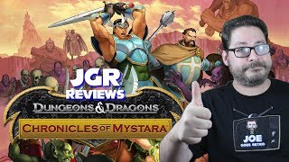 Dungeons & Dragons: Chronicles of Mystara (PC/Steam) Review - JGR