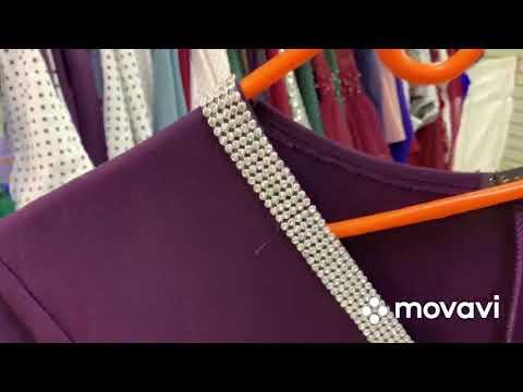 Рынок садовод. Распродажа женской одежды
