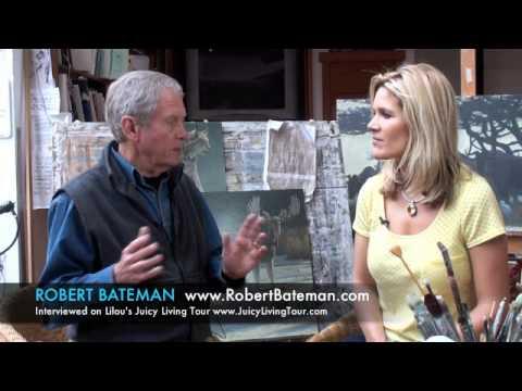 Get kids out in nature!!!! - Robert Bateman, Canada