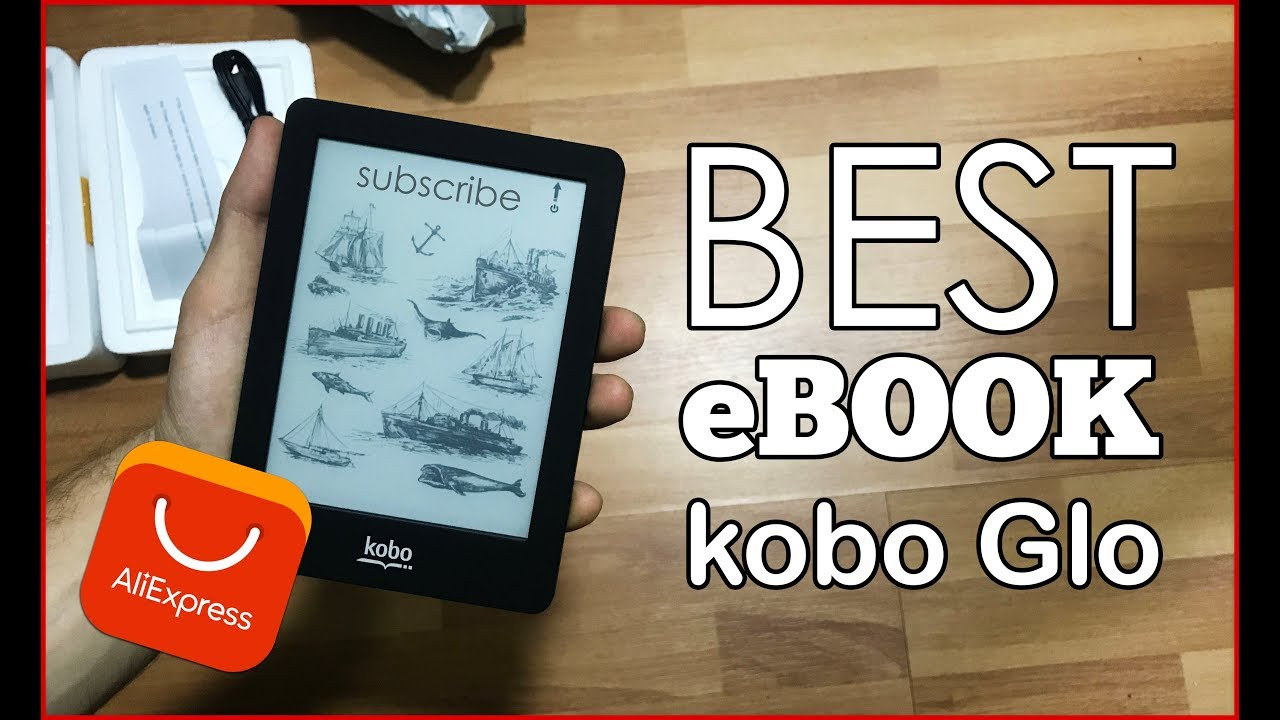 BEST eBOOK KOBO GLO N613 FROM ALIEXPRESS