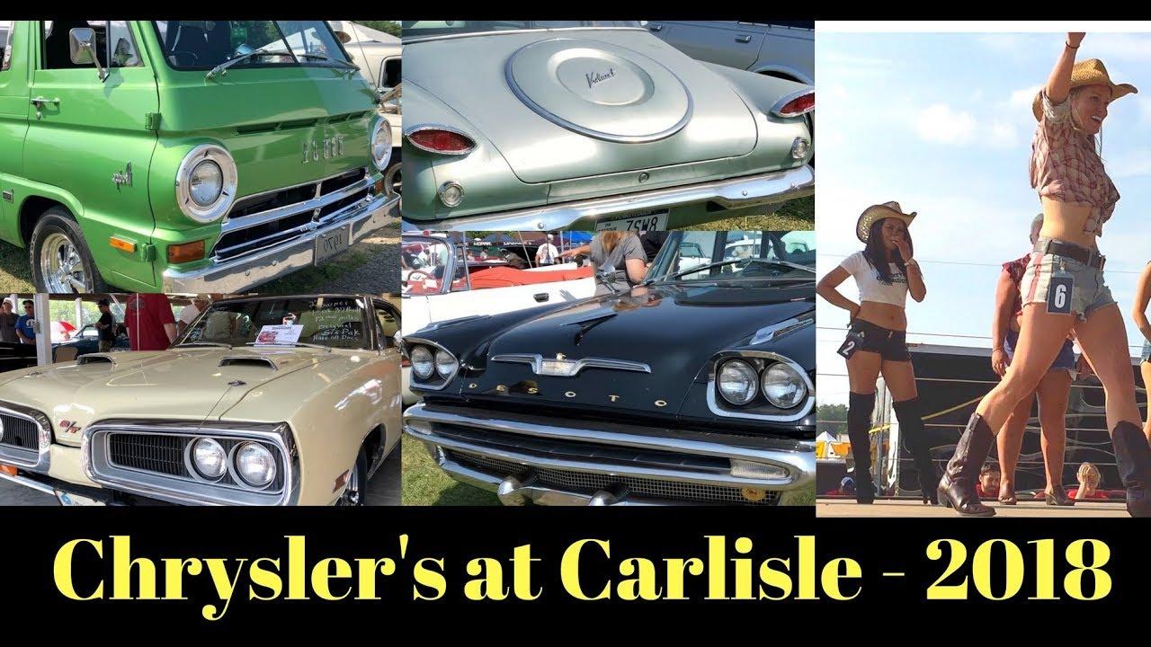 Chryslers At Carlisle >> Fabulous Chrysler S At Carlisle Chrysler Nationals 2018