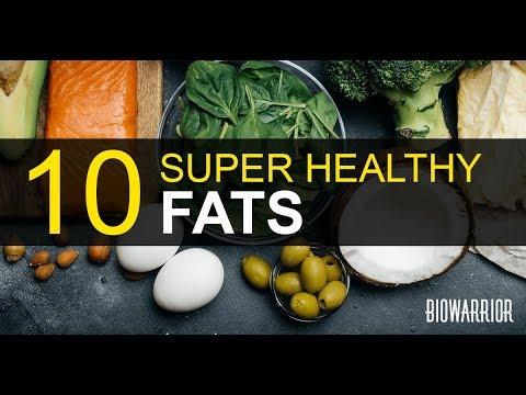 top-10-super-healthy-fats