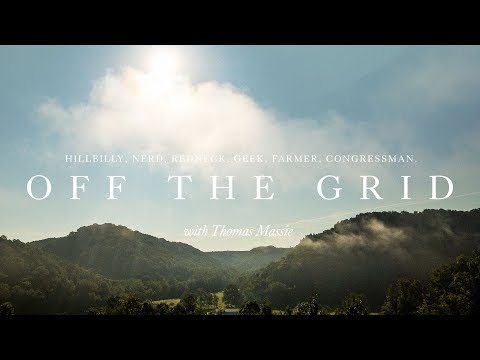 Off the Grid with Thomas Massie
