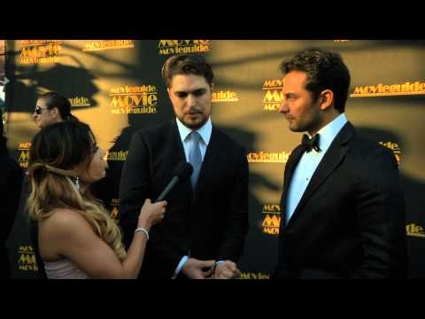 Diogo Morgado & Darwin Shaw at the 23rd Annual MovieGuide Awards