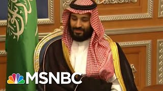 CIA Assessment: Saudi Crown Prince Ordered Jamal Khashoggi Hit | The Last Word | MSNBC