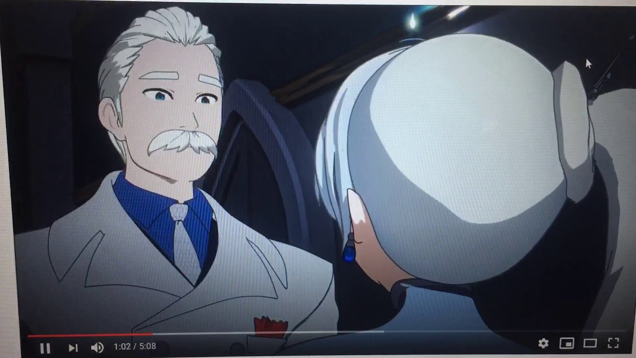 My Reaction to Weiss Schnee Getting Slapped by her Father