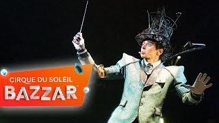OFFICIAL TRAILER | Cirque du Soleil BAZZAR | An Eclectic Lab of Infinite Creativity