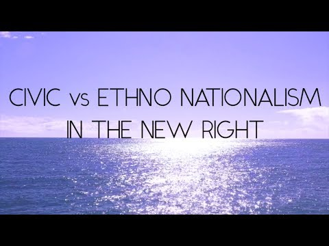 All Roads Lead to Ethno-Nationalism